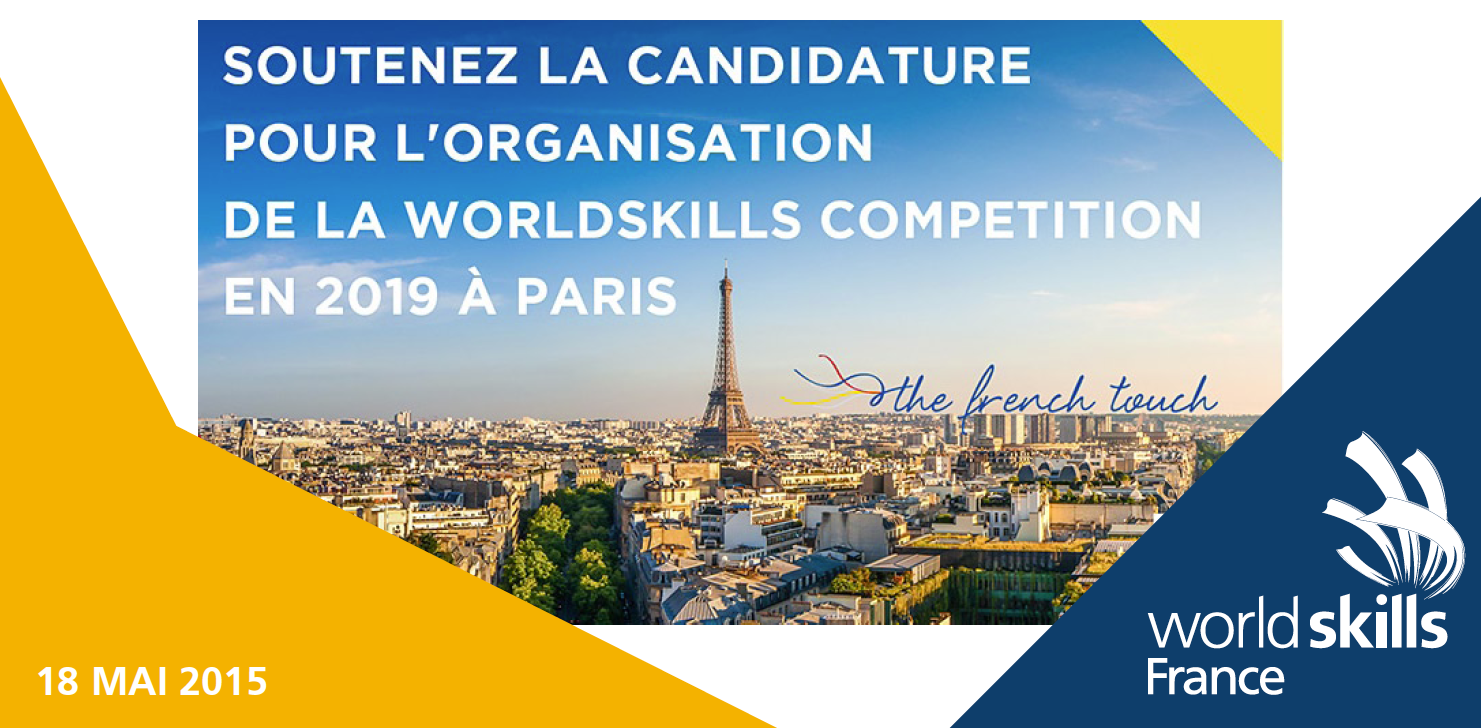 worldskills competition 2019 Worldskills international valide la candidature de la France…