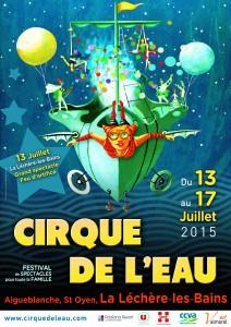 Valmorel-les Vallées d'Aigueblanche (Savoie) : 4 ème édition du Cirque de l'Eau…
