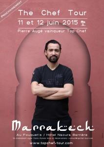 L'Hôtel & Ryads Barrière le Naoura Marrakech est heureux d'accueillir Pierre AUGÉ dans le cadre du «Chef Tour» les 11 et 12 Juin 2015….