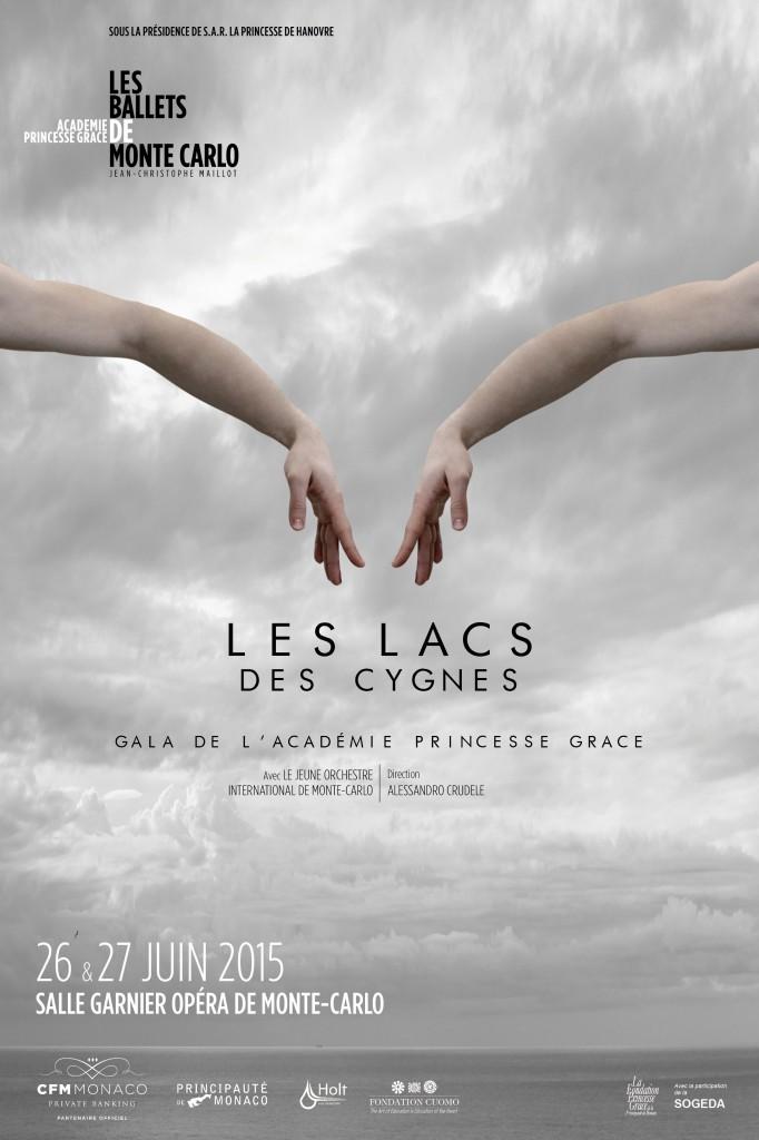 Monaco : Le Gala de l'Académie Princesse Grace propose le spectacle «les Lacs des Cygnes»…