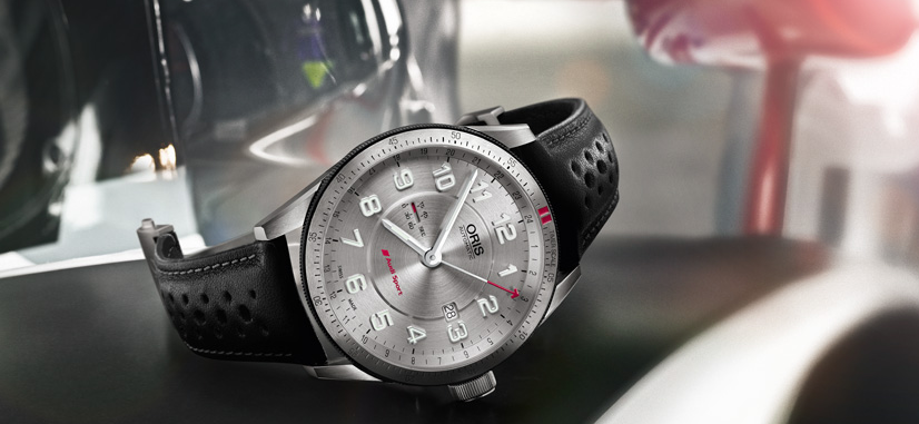 Oris présente la nouvelle Audi Sport GMT…
