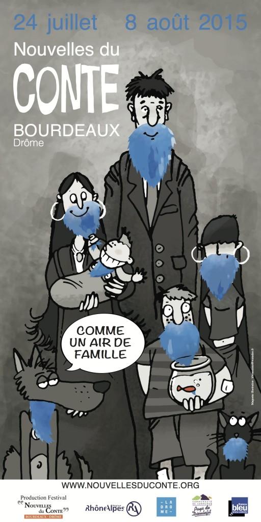 Festival Nouvelles du Conte BOURDEAUX – Drôme Provençale