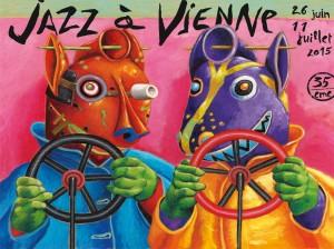 Jazz à Vienne 2015 …