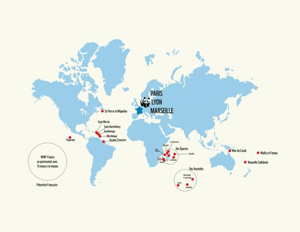 A l'occasion de la Journée Mondiale des Océans, le WWF France annonce sa présence en Polynésie française via son partenariat exclusif avec Te Mana o te Moana