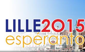 Lille 2015 : plus de 2400 inscrits de 82 pays, à un mois du 100ème congrès mondial d'espéranto…