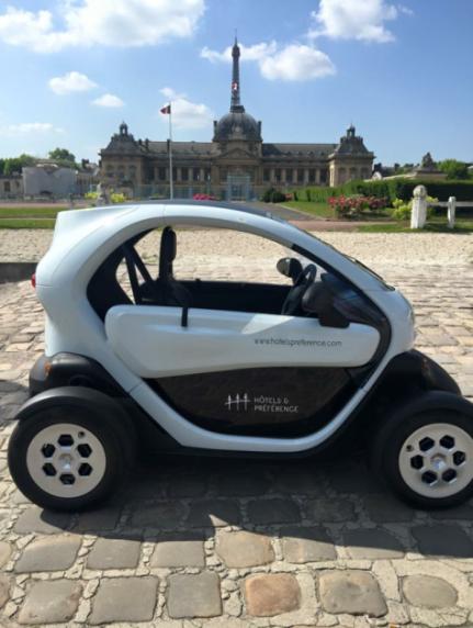 Hôtels & Préférence signe un partenariat électrique avec Wattmobile