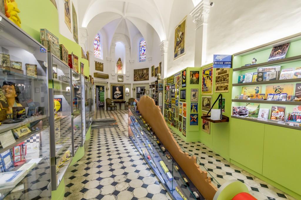 Roquebrune-sur-Argens (83) : La Maison du Chocolat : un musée insolite
