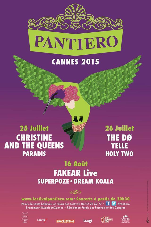 Pantiero, c'est un cadre hors du commun et une programmation toujours riche et attractive !