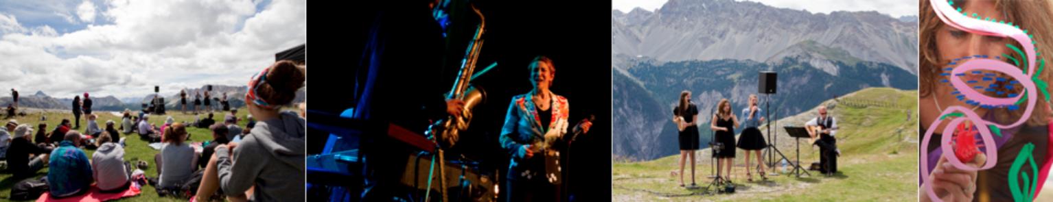Montgenèvre (Hautes-Alpes) accueille la 6ème Edition du Festival Jazz aux Frontières 29 juillet au 1er Août 2015…