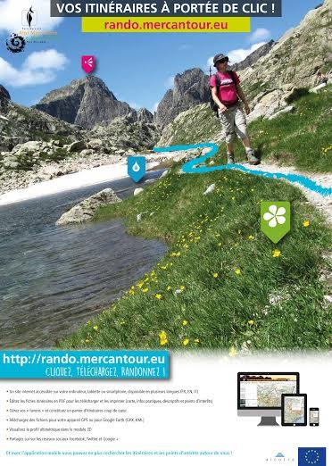 Nouveauté été 2015 rando.mercantour.eu…Un nouveau site pour se concocter des randonnées sur-mesure !