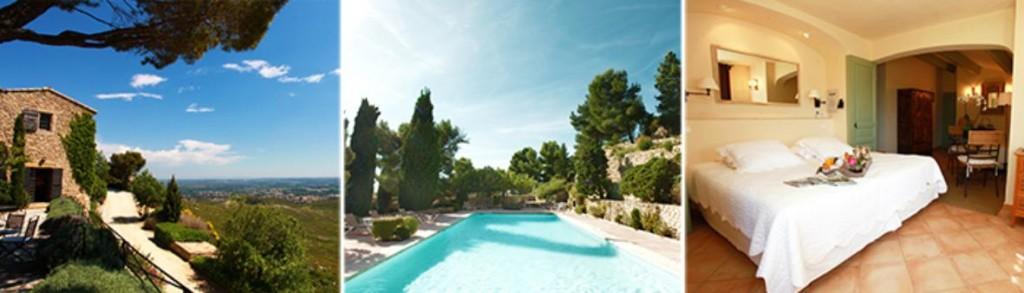 L'Abbaye de Sainte-Croix, une nouvelle adresse en Provence pour Hôtels & Préférence !