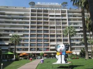 Cannes : Les Artistes Britto, Catalano et Gestin vous donnent rendez-vous au Grand Hôtel cet été…