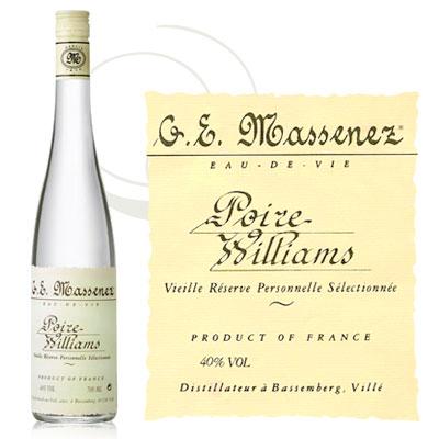 La distillerie massenez remporte sa 4 me m daille d or for Alcool de poire maison
