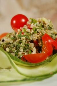 Cet été, le quinoa péruvien est dans tous ses états : un seul ingrédient pour tous les gourmands…