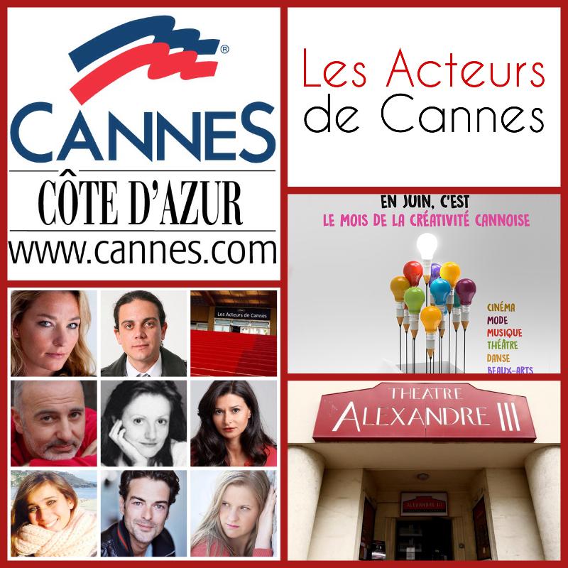 Bilan de la saison 2014-2015 de «l'Association Les Acteurs de Cannes » …