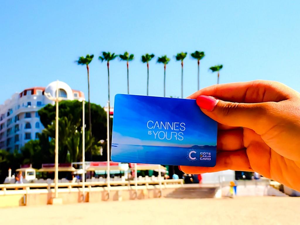 Cannes COTEDAZUR-CARD® – La marque Cannes et le CRT Côte-d'Azur unis pour une stratégie de territoire commune…