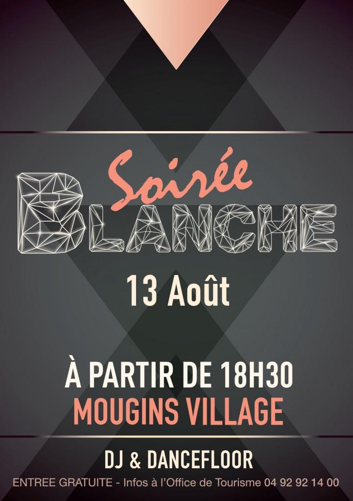 Mougins Village : Soirée Blanche en perspective…