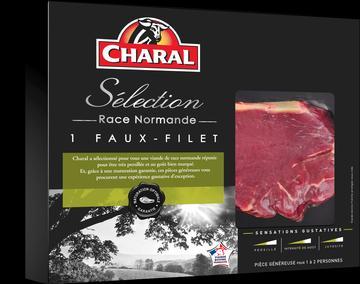 La Maison Charal sort une nouvelle sélection de Race Normande …