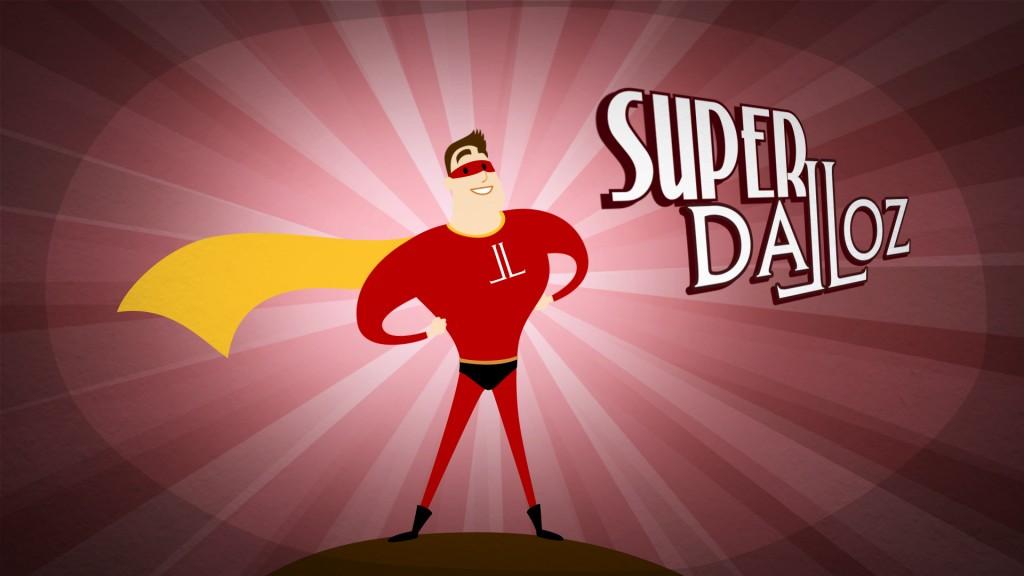Super Dalloz : le Droit a son super-héros !