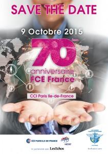 70 ans de l'Association «Femmes Chefs d'Entreprises France» (FCE)…