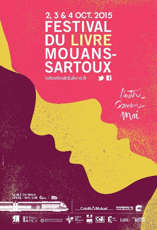 Mouans-Sartoux : «Festival du Livre 2015 » …