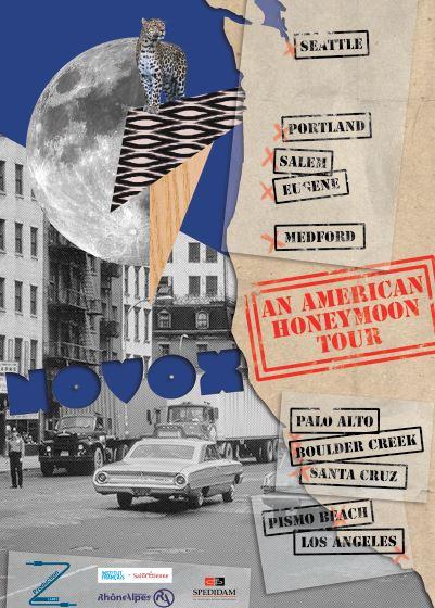 «An American Honeymoon Tour 2015 » …