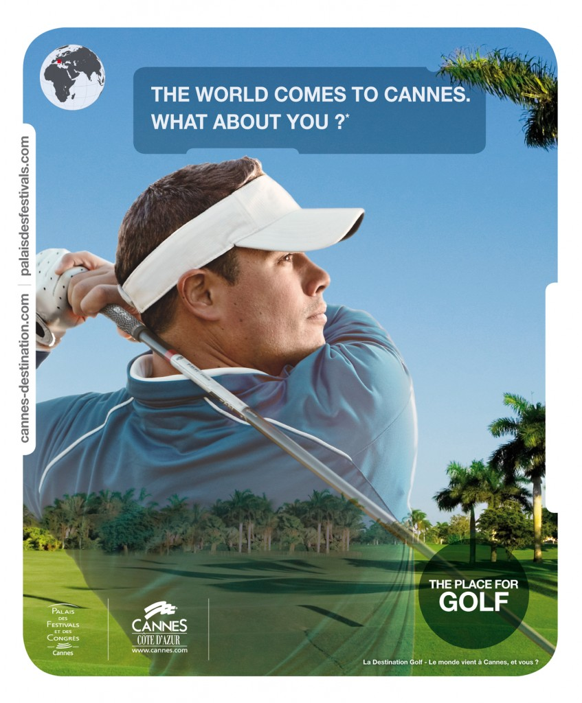 Cannes, une destination de choix pour les amateurs de golf !