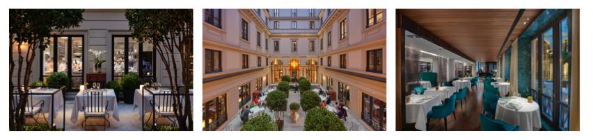 Italie : Mandarin Oriental, Milan a ouvert ses portes…