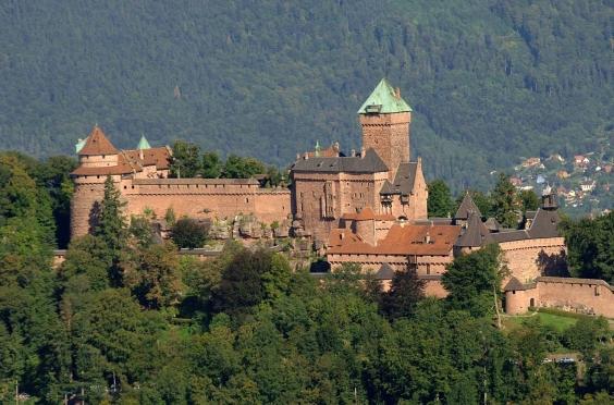 Fête de la Gastronomie au Château du Haut-Koenigsbourg …