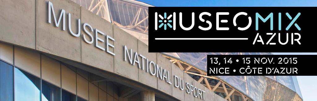 «Museomix »  au Musée National du Sport…