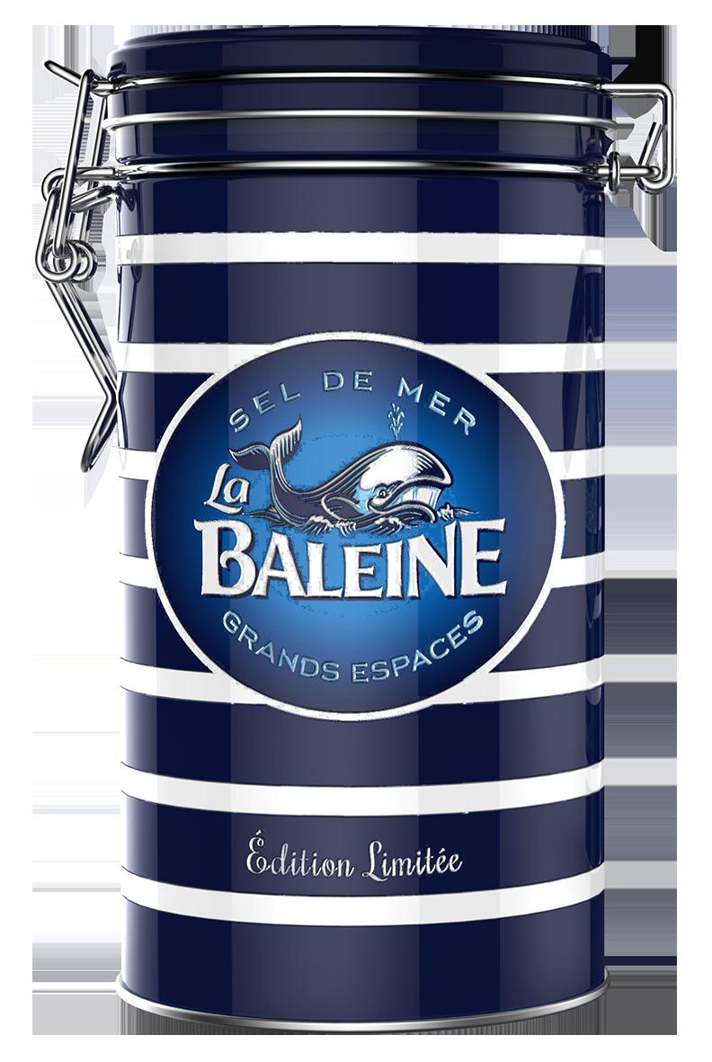 La marque «La Baleine» propose pour les fêtes de Noël une boîte de collection exclusive…