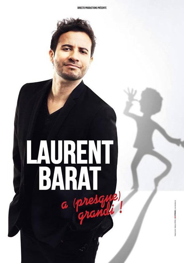 One-man-show Laurent Barat Spectacle de soutien au profit des sinistrés…