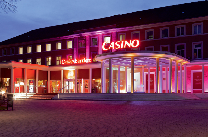 Surprises & Renouveau au Casino Barrière Niederbronn…