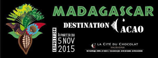 Tain l'Hermitage : La Cité du Chocolat VALRHONA ouvre l'exposition Madagascar & Projets d'évolution…