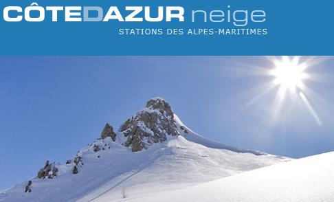 Côte d'Azur : Programme «Tourisme Hiver 2015-2016 » …