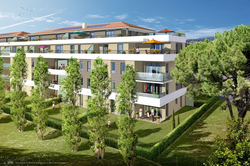 Mandelieu-La-Napoule : Pitch Promotion inaugure la résidence « Green Marina »