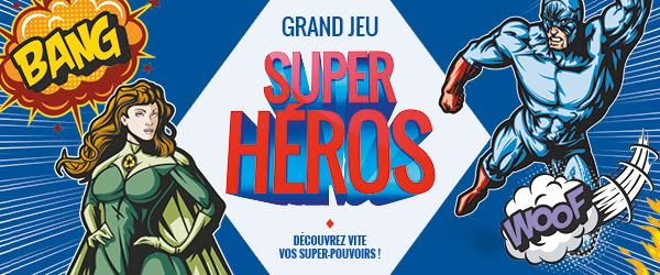 Les Casinos Barrière se transforment en aire de jeux pour super-héros…