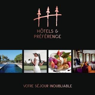 H tels pr f rence une longueur d avance dans l for Hotels et preference