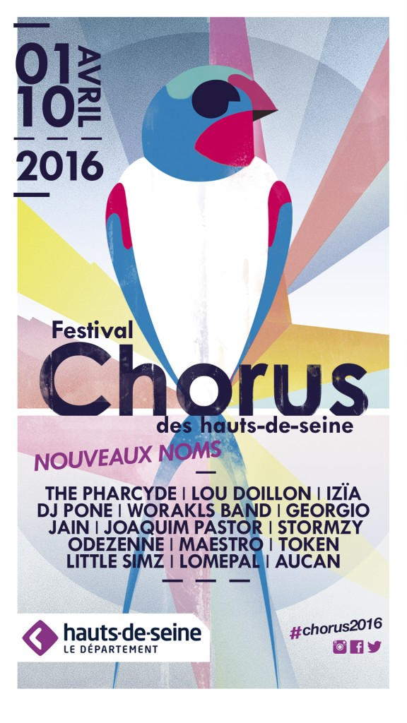 Hauts-de-Seine : Festival Chorus 2016…