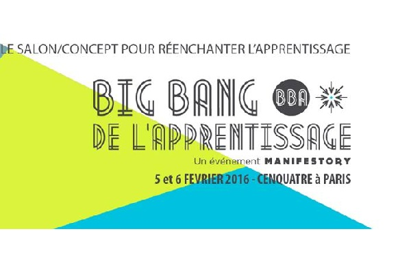 Paris : « Big Bang de l'Apprentissage »  au Centquatre…