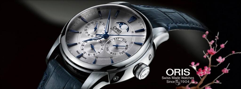 ORIS dévoile la réédition de la montre Artelier Chronometer Date…