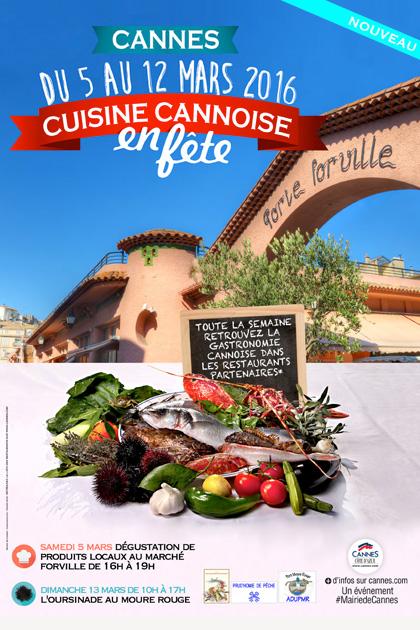 Cuisine Cannoise en Fête : A table tout le monde ! …