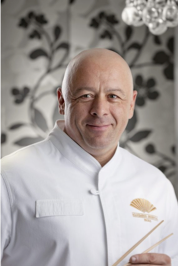 Genève (Suisse) : Le célèbre Chef Thierry Marx est de retour pour une semaine gastronomique au Mandarin Oriental…
