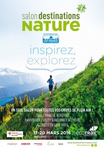 Le salon Destinations Nature 2016 arrive à grands pas !