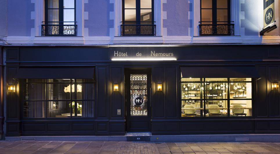 Rennes : Hôtel de Nemours…