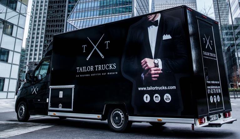 Tailor Trucks ou le Prêt-à-Porter à portée de mains…