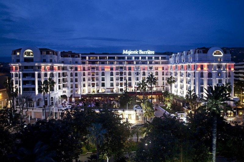 Hôtel Majestic Barrière : Glamour & Cinéma…