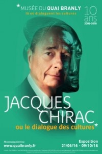JACQUES CHIRAC ou le dialogue des cultures…