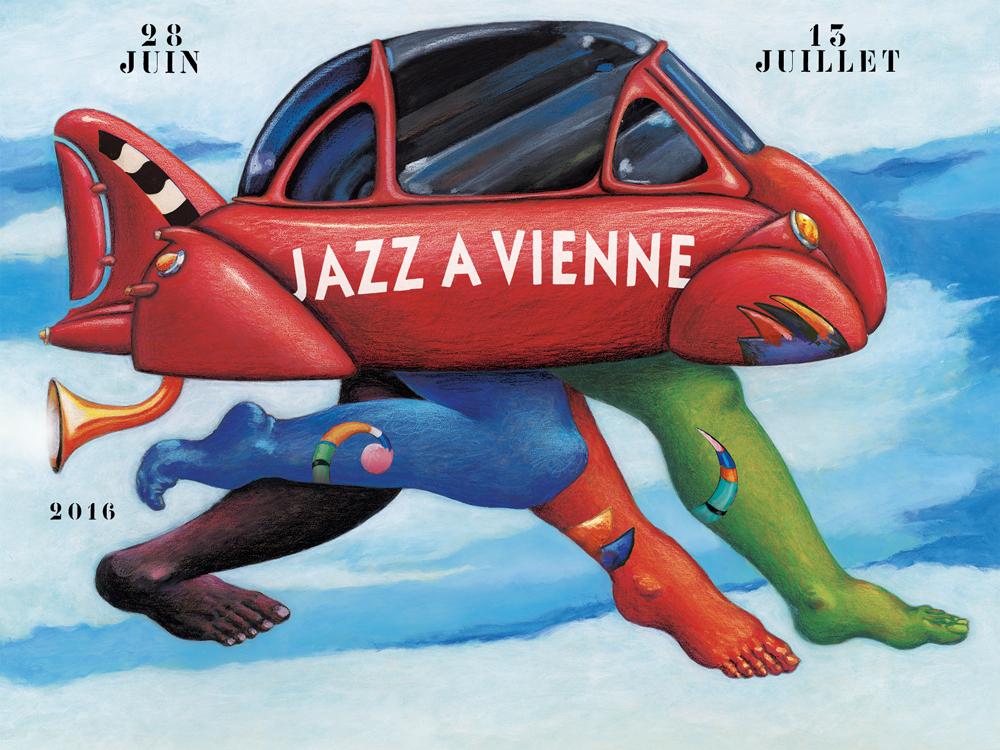 Jazz à Vienne 2016 …
