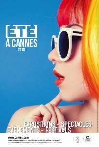 L'Eté à Cannes 2016 : des rendez-vous culturels incontournables et internationaux